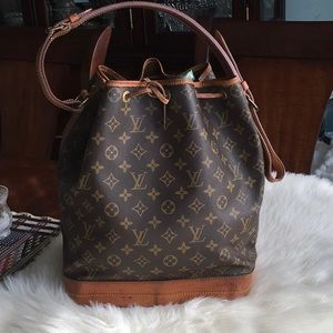 Vintage Louis Vuitton Noe PM Monogram shoulder bag